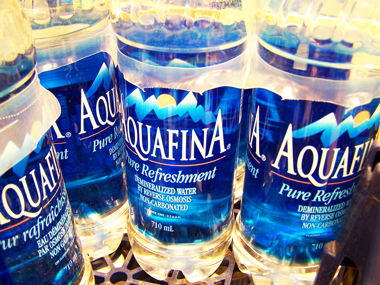 Dasani Water Bottled Drinking   Oz Bottles  Pack